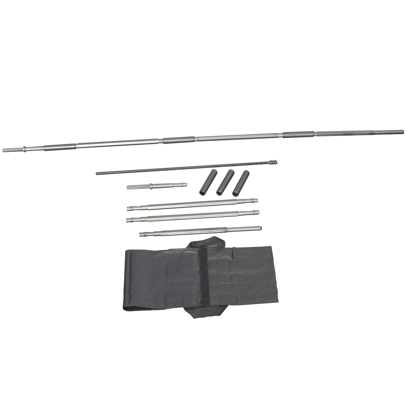 manta ray installation equipment